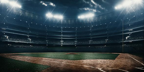 Baseball stadium 515790950