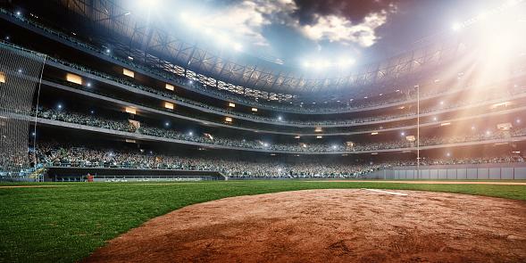 Baseball stadium 521975080