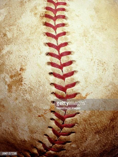 Baseball Stitching Detail