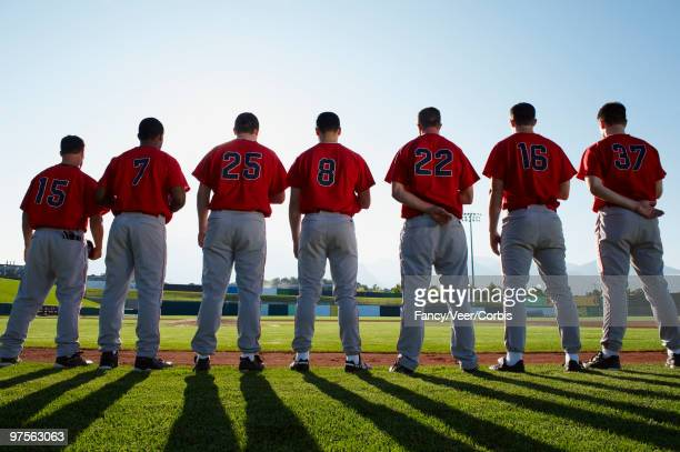baseball team - baseball team stock pictures, royalty-free photos & images