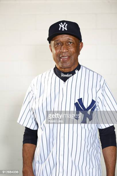 Where Are They Now Portrait of former New York Yankees and MLB outfielder Oscar Gamble posing during photo shoot Montgomery AL CREDIT Kevin Liles