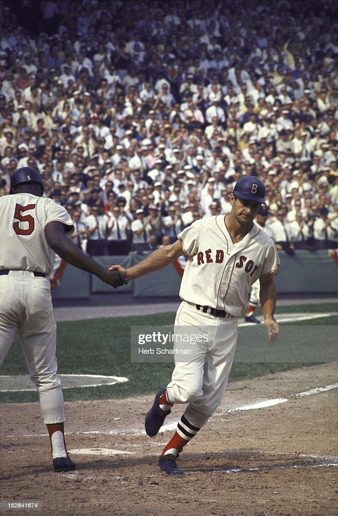 Boston Red Sox Vs St Louis Cardinals 1967 World Series News Photo