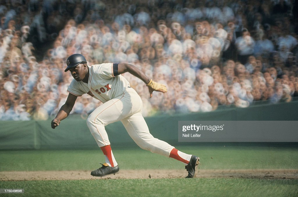 1967 World Series1 Picture Embed EmbedLicense Boston Red Sox George Scott 5 In Action Running Bases Vs St