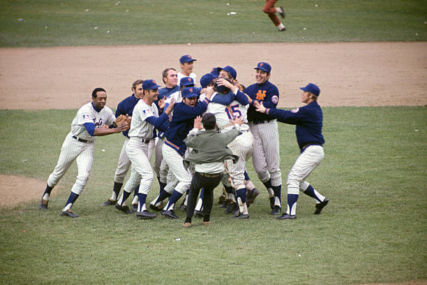 NY: 16th October, 1969 - 50 Years Since The Amazin' Mets Won The World Series