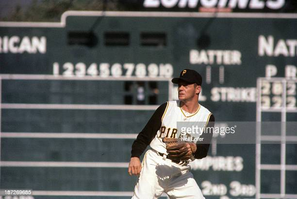 World Series Pittsburgh Pirates Roy Face on mound during game vs New York Yankees at Forbes Field Pittsburgh PA CREDIT Neil Leifer