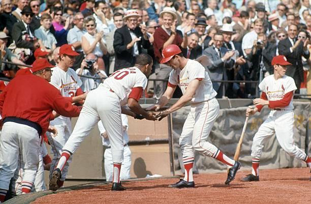 St Louis Cardinals Vs Boston Red Sox 1967 World Series