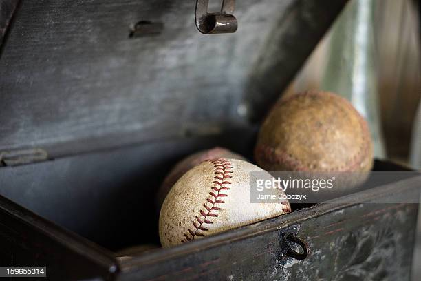 Baseballs in a Box