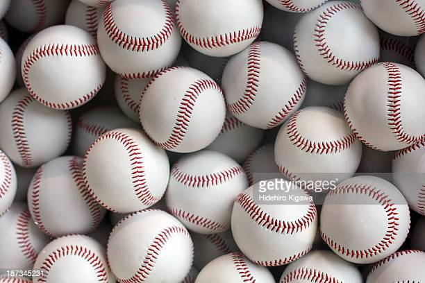 baseballs - baseball stock photos and pictures