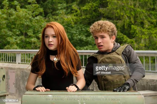 KIM POSSIBLE Based on the global hit animated series the liveaction Kim Possible Disney Channel Original Movie follows everyday teen hero Kim...