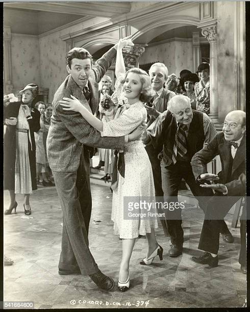 Based on the stagehit by Moss Hart the film version of his comedy of a screwball family You Can't Take it With You won two Academy Awards as best...