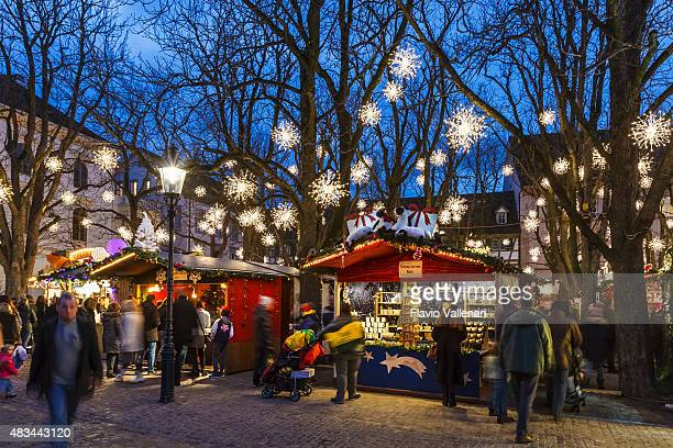 basel at christmas, switzerland - basel switzerland stock pictures, royalty-free photos & images