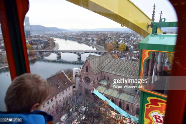 basel herbstmesse - basel switzerland stock pictures, royalty-free photos & images