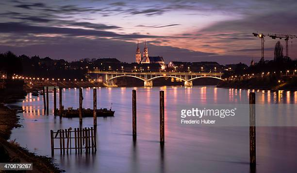 Basel City Sunset Location : Basel-City, Switzerland -------------------------------------------- Canon EOS 5D Mark III | Canon EF 24-70mm f/2.8L USM...