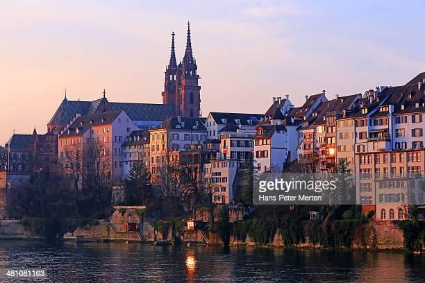 Basel, Rhine and Münster, Switzerland