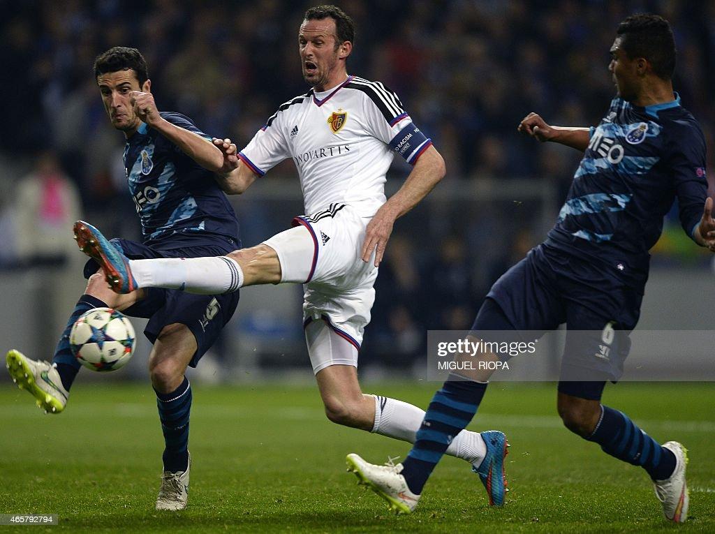 FC Porto v FC Basel - UEFA Champions League Round of 16