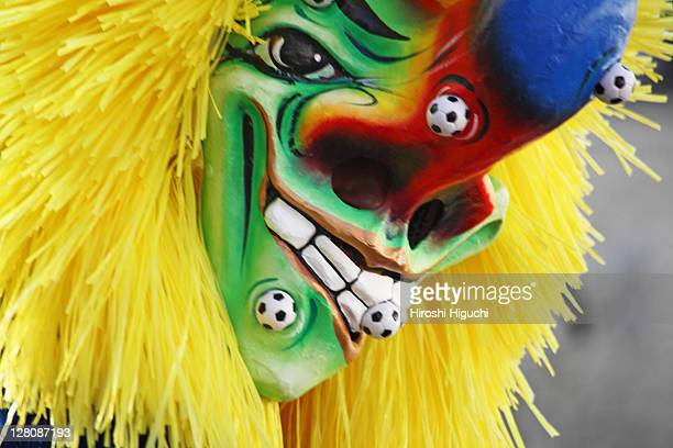 Basel's traditional carnival, iFasnacht, Switzerland