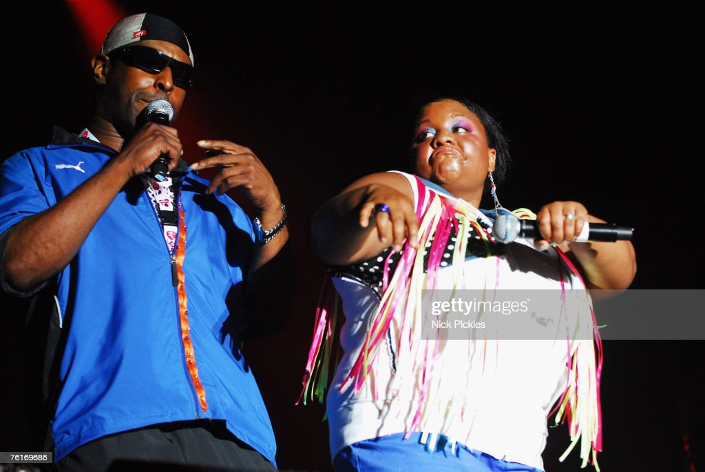 Basement Jaxx At V Festival 2007 On August 18 2007 In Stafford News Photo Getty Images