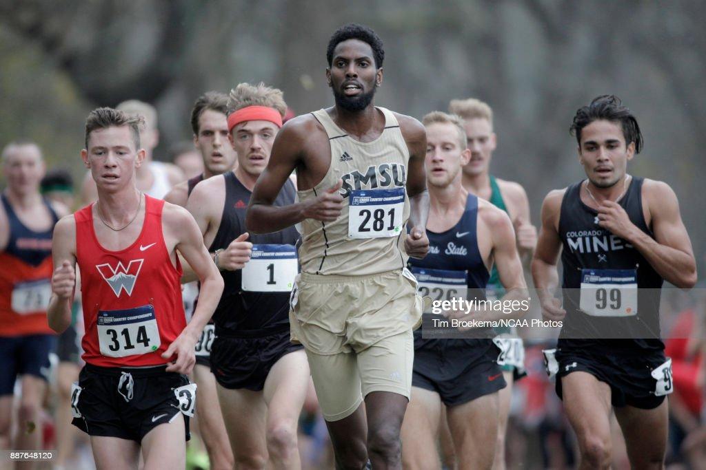 Bashir Aidrus of Southwest Minnesota State University leads