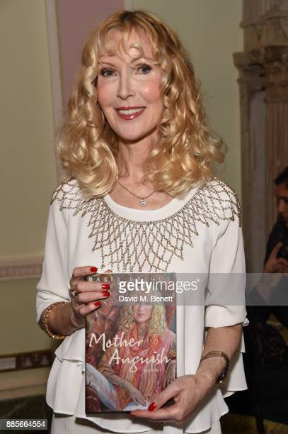 Basia Briggs attends the launch of the new book 'Mother Anguish A Memoir' by Basia Briggs at The Ritz on December 4 2017 in London England