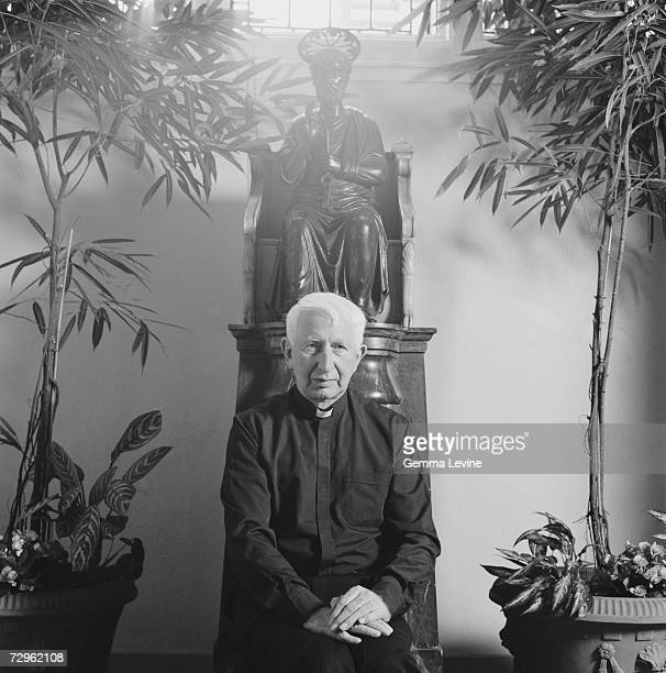 Basil Hume Archbishop of Westminster 1990s