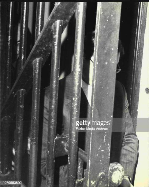 Basil refused and it's back behind bars for the Bartons after yesterday's Central Court hearing January 05 1977