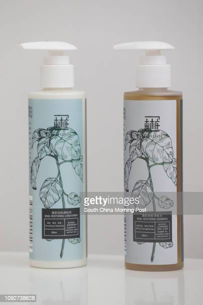 Basil Restoring Conditioner and Shampoo from Kaya Kwok Yiki founder of The Preface which sells organic skincare products and encourages customers to...