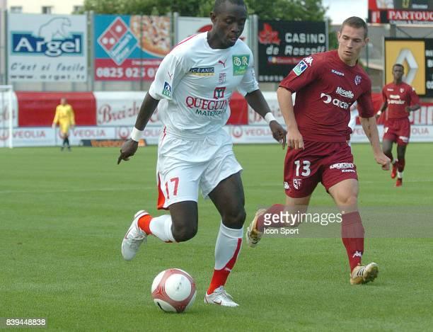 Basile DE CARVALHO / Ludovic OBRANIAK Brest / Metz 5e journee Ligue 2