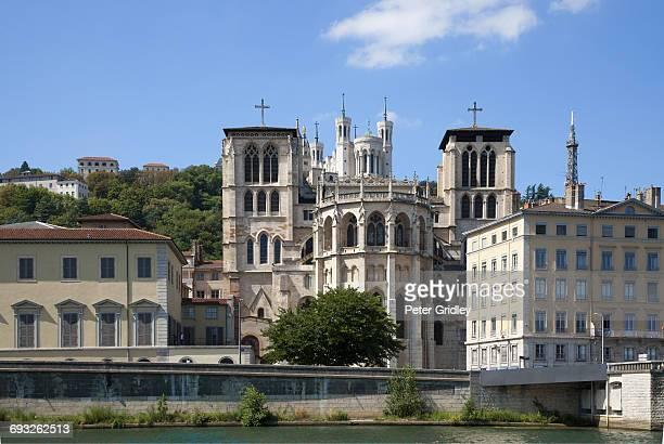 Basilica and Cathedral, Lyon France