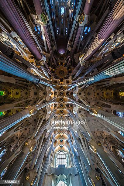 CONTENT] Basilica and Expiatory Church of the Holy Family is a large Roman Catholic church in Barcelona Spain designed by Catalan architect Antoni...