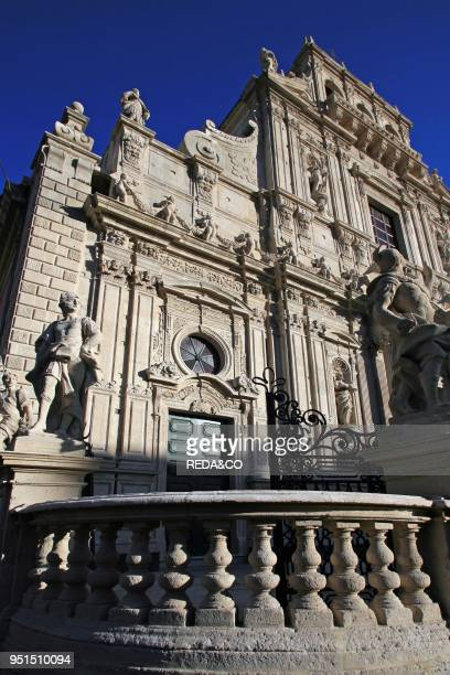 Basilica Collegiata di San Sebastiano Acireale Sicily Italy