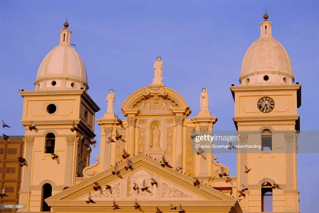 Basilica de la Chiquinquiria, Maracaibo, Venezuela, South America : Stockfoto