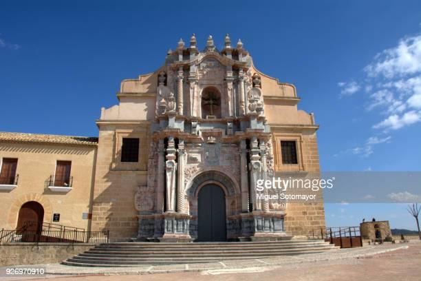 basilica de la vera cruz - murcia - fotografias e filmes do acervo