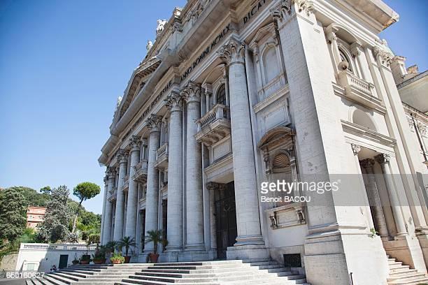 basilica del buon consiglio dellincoronata madre, province of naples, campania, italy - consiglio stock pictures, royalty-free photos & images