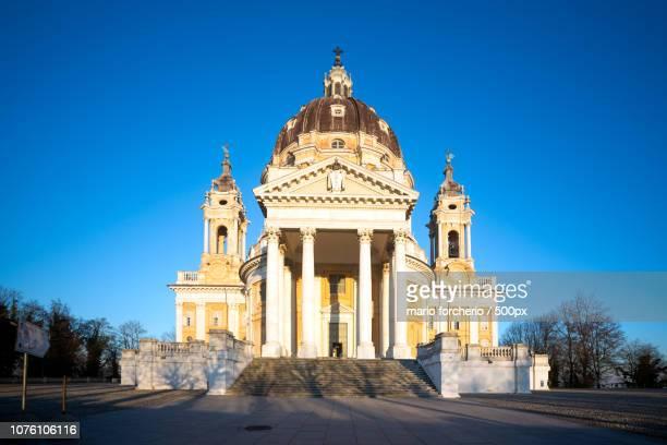 Basilica di Superga Turin, Italy