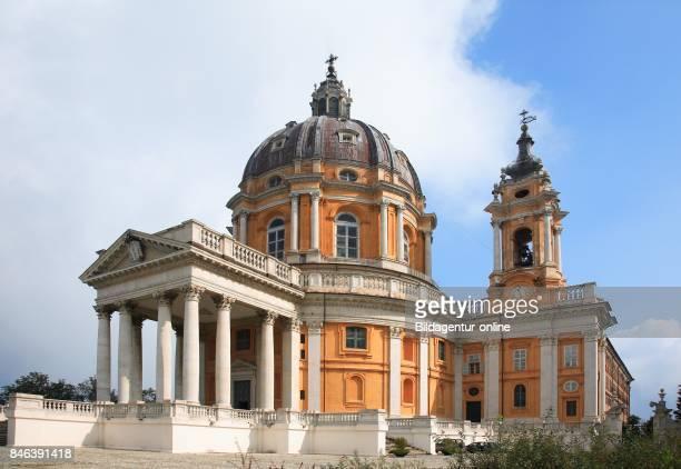 Basilica Di Superga Turin Torino Piedmont Italy