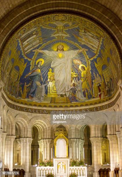basílica em paris - santa - fotografias e filmes do acervo
