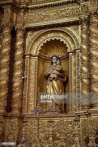 CONTENT] Basilica of Bom Jesus Old Goa India