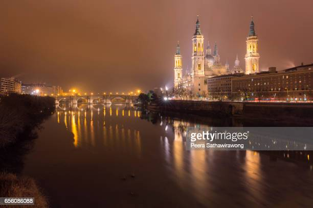 Basilica of Our Lady of the Pillar in Zaragoza