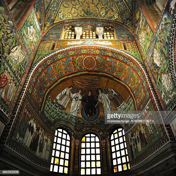 Basilica of San. Vitale, Ravenna, Italy