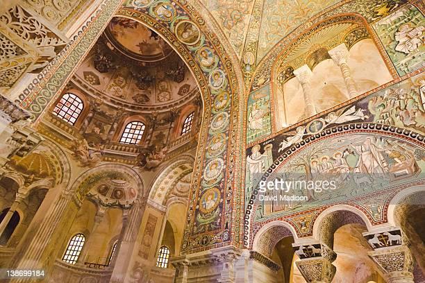 Basilica of San Vitale, Ravenna.