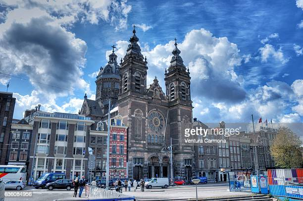 Basilica of St. Nicholas - Amsterdam - The Netherlands