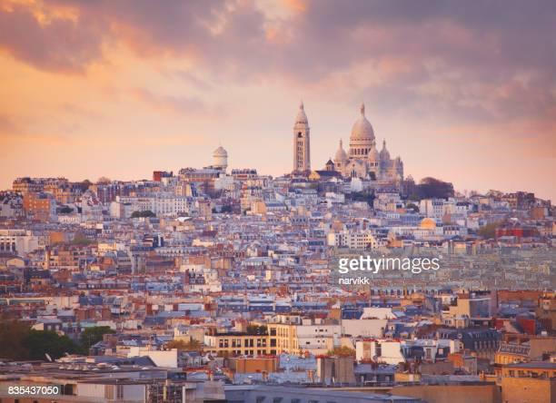 Basilique du Sacré-coeur et Montmartre