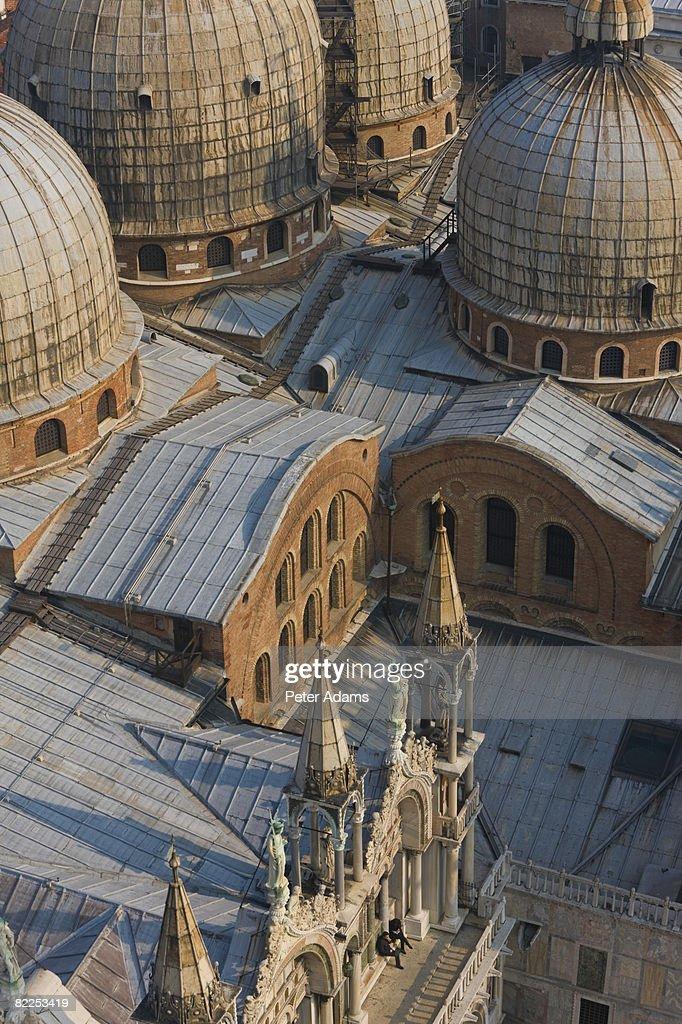 Basilica San Marco : Stock Photo