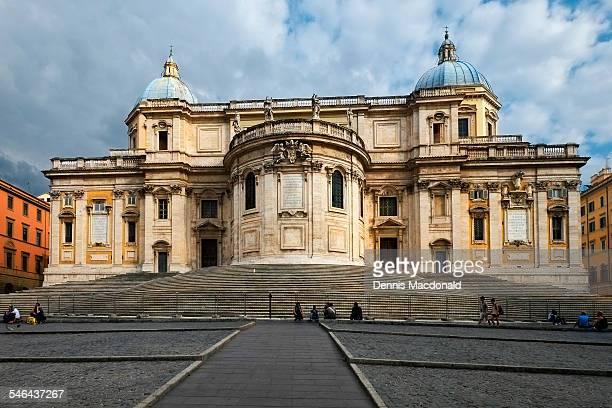 Basilica Santa Maria Maggiore Church, Rome