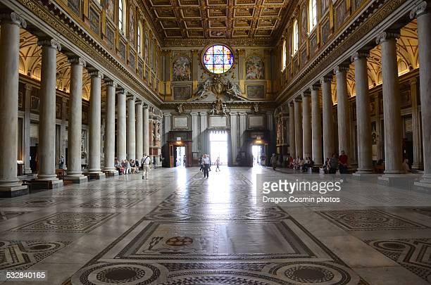 Basilica Santa Maria Maggiore, Rome