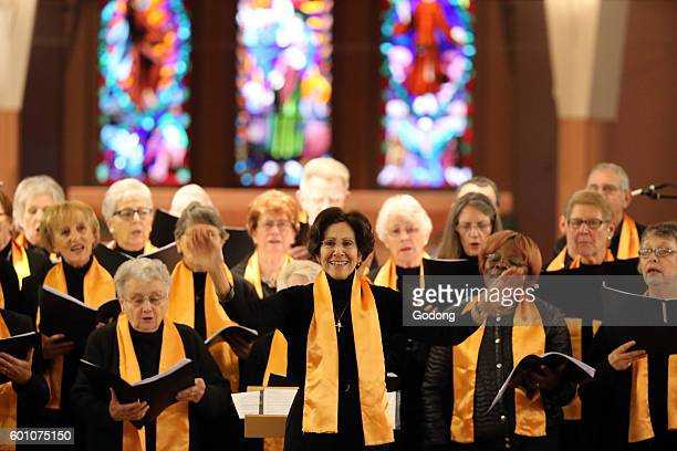 Chorale De Noel 30 Chorale Noel Photos and Premium High Res Pictures   Getty Images