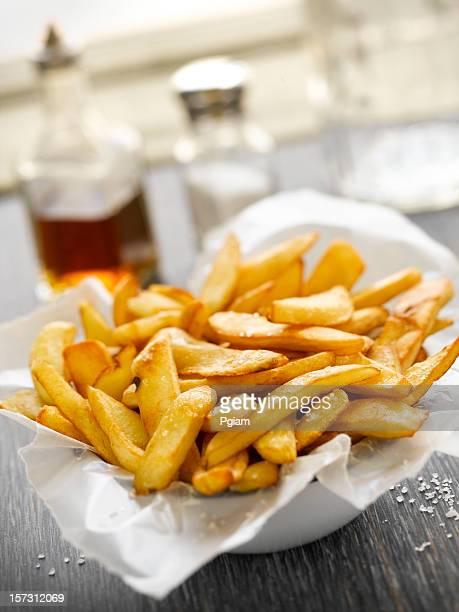 Panier de frites.