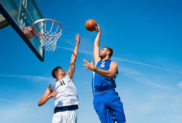 Все кратко о баскетболе