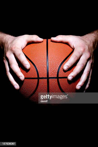 Basketball and Hands