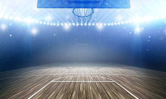Basketball Arena 1201438254